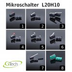 Schalter / Sensoren